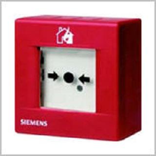 Siemens FDM 221 Nút nhấn khẩn địa chỉ